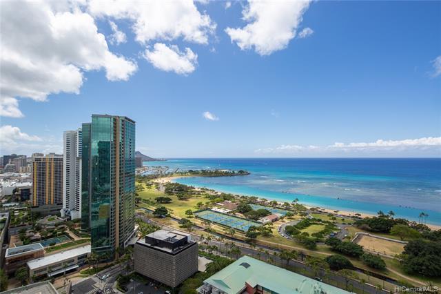 1108 Auahi Street Unit 2806, Honolulu HI 96814