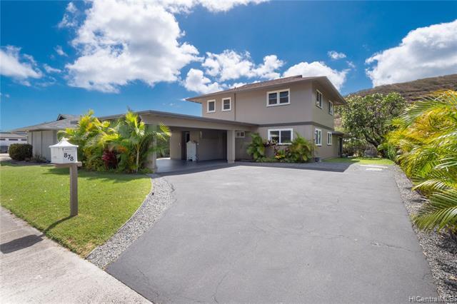 878 Lunalilo Home Road, Honolulu HI 96825