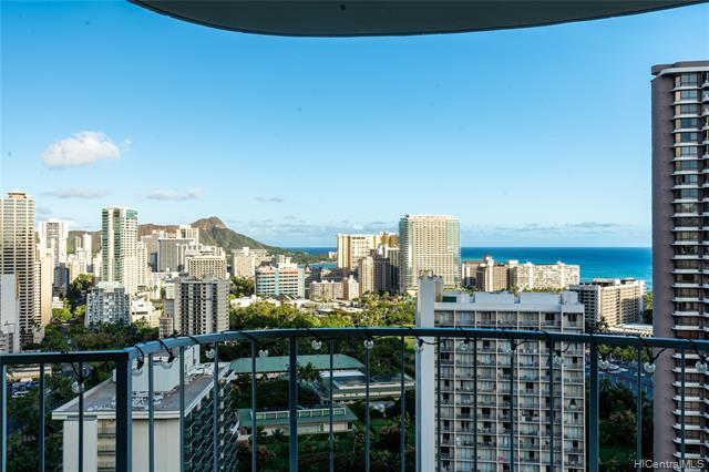 469 Ena Road Unit 2905, Honolulu HI 96815