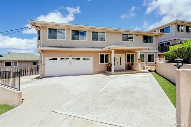 1462 Frank Street, Honolulu HI 96816