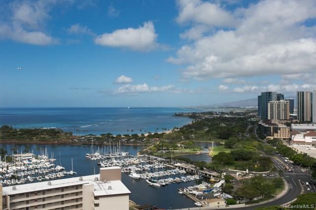 1551 Ala Wai Boulevard Unit 2804, Honolulu HI 96815