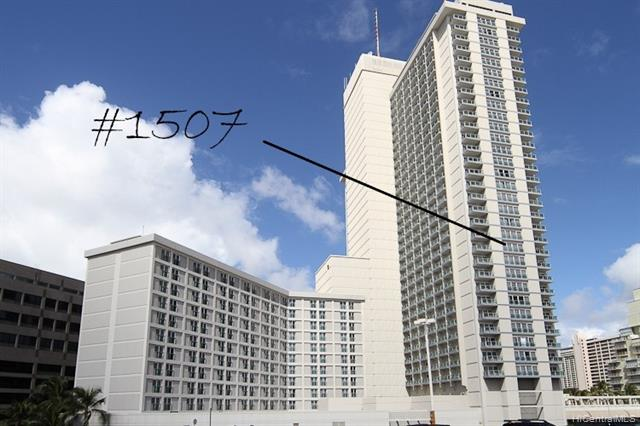 410 Atkinson Drive Unit 1507, Honolulu HI 96814