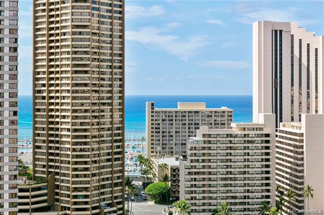 400 Hobron Lane Unit 2403, Honolulu HI 96815