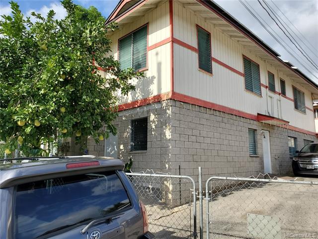 1050 Wong Lane Unit -, Honolulu HI 96817