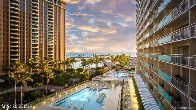 1777 Ala Moana Boulevard Unit 612, Honolulu HI 96815