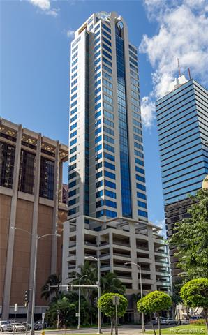 1199 Bishop Street Unit 30, Honolulu HI 96813
