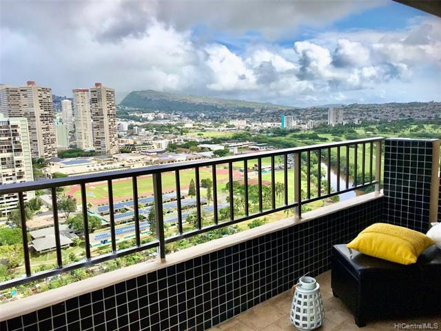 2121 Ala Wai Boulevard Unit 2701, Honolulu HI 96815