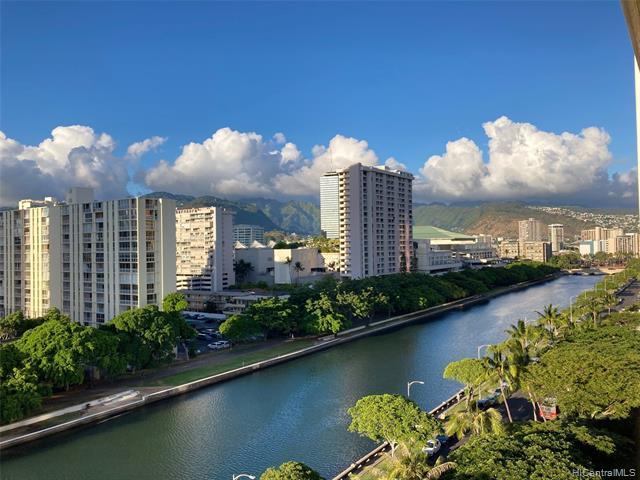 1676 Ala Moana Boulevard Unit 909, Honolulu HI 96815
