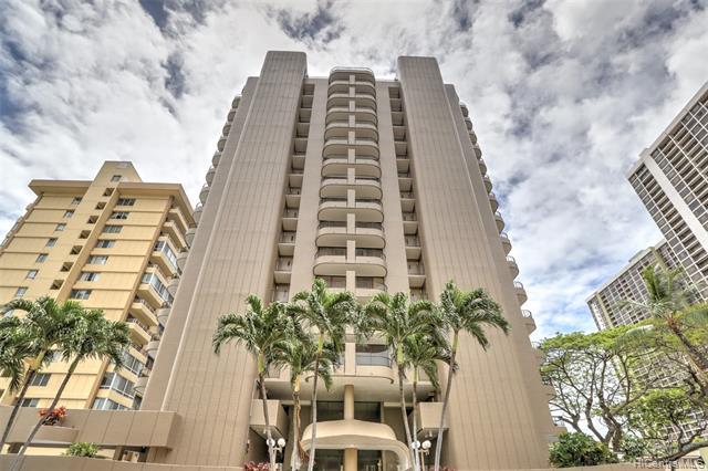 311 Ohua Avenue Unit 1203, Honolulu HI 96815