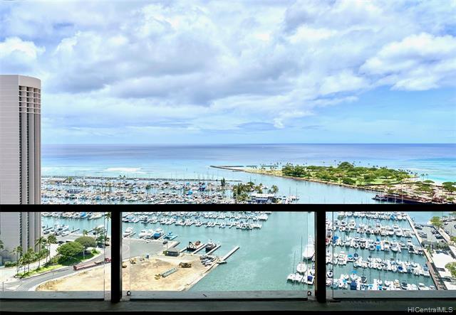 1650 Ala Moana Boulevard Unit 2803, Honolulu HI 96815