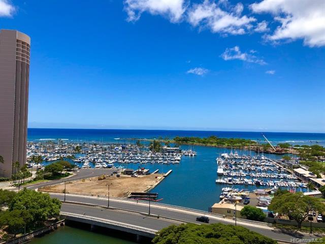 1650 Ala Moana Boulevard Unit 1613, Honolulu HI 96815