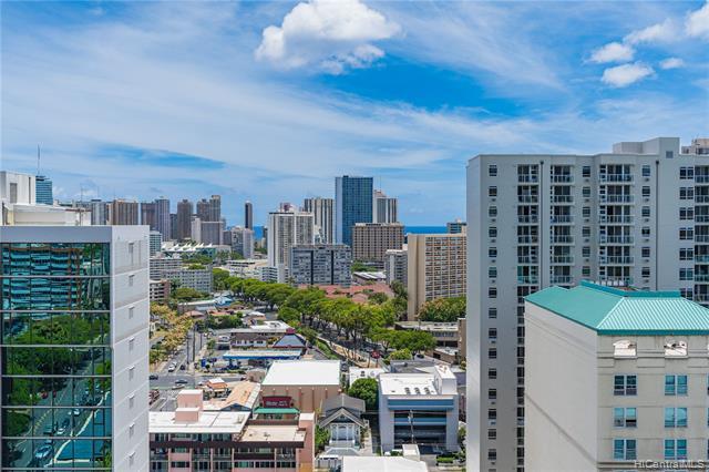 1212 Punahou Street Unit 1907, Honolulu HI 96826