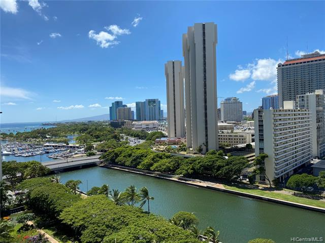 1551 Ala Wai Boulevard Unit 1404, Honolulu HI 96815