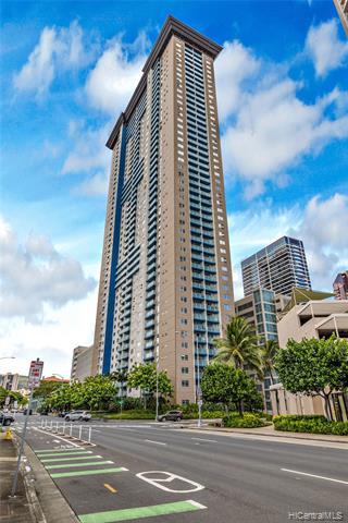 801 South Street Unit 4609, Honolulu HI 96813