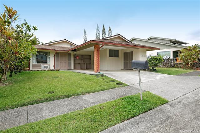 47-705 Hui Alala Street, Kaneohe HI 96744