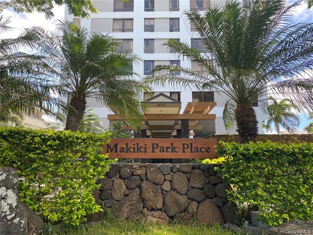 1517 Makiki Street Unit 705, Honolulu HI 96822
