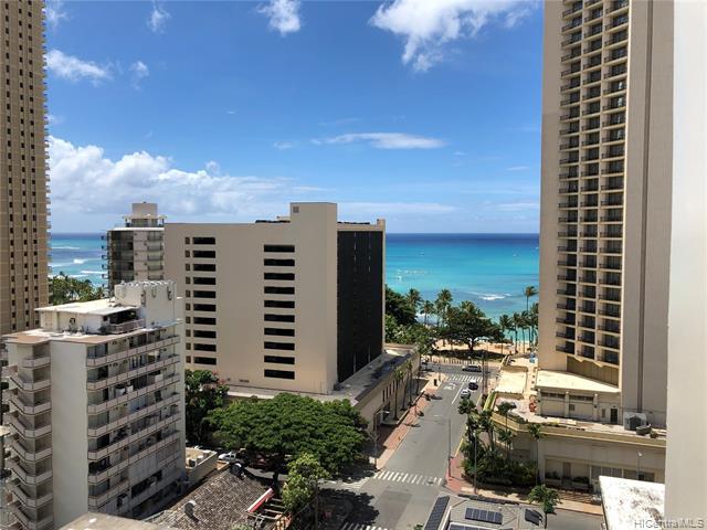 2427 Kuhio Avenue Unit 1503, Honolulu HI 96815