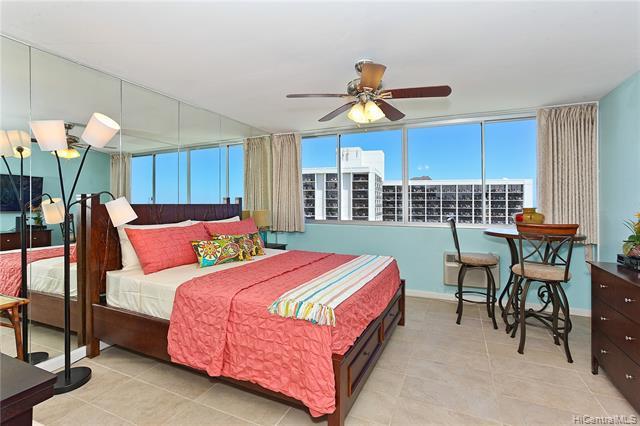 2500 Kalakaua Avenue Unit 2306, Honolulu HI 96815