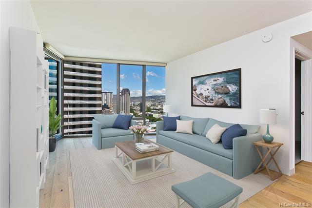 1001 QUEEN Street Unit 2307, Honolulu HI 96816