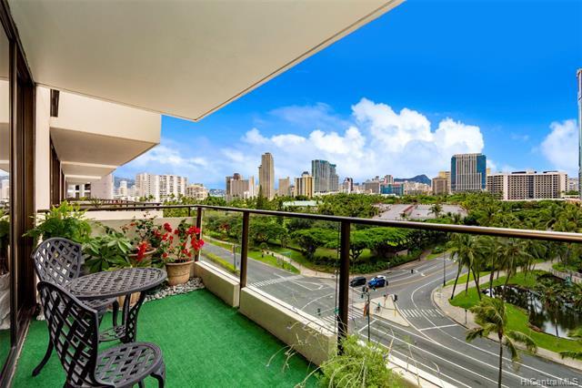 1860 Ala Moana Boulevard Unit 908, Honolulu HI 96815