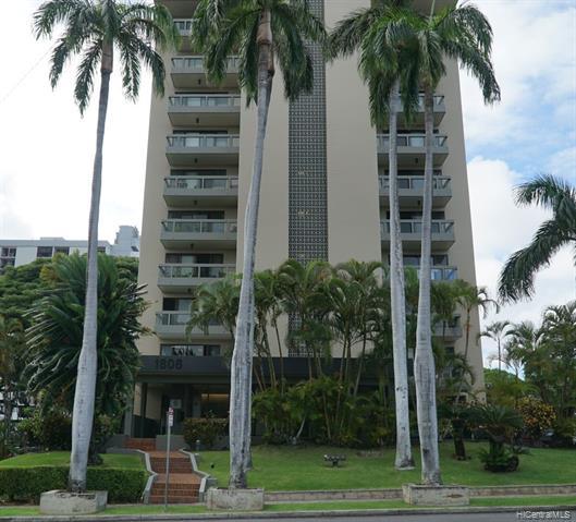 1808 Punahou Street Unit 602, Honolulu HI 96822