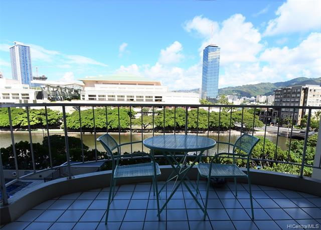 1717 Ala Wai Boulevard Unit 703, Honolulu HI 96815