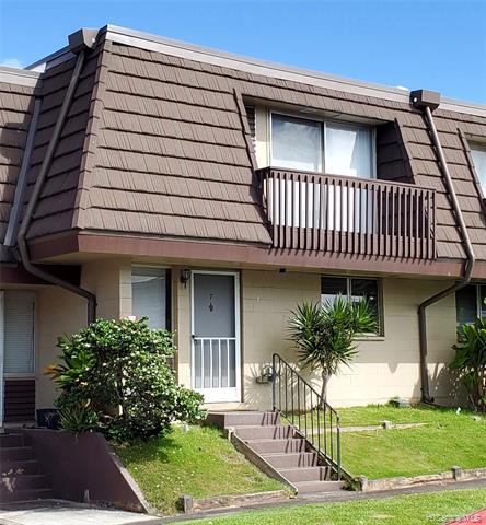 98-297 Ualo Street Unit W7, Aiea HI 96701