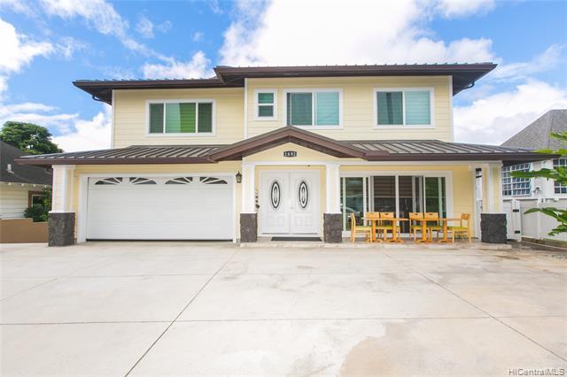 1692 Lewalani Drive, Honolulu HI 96822
