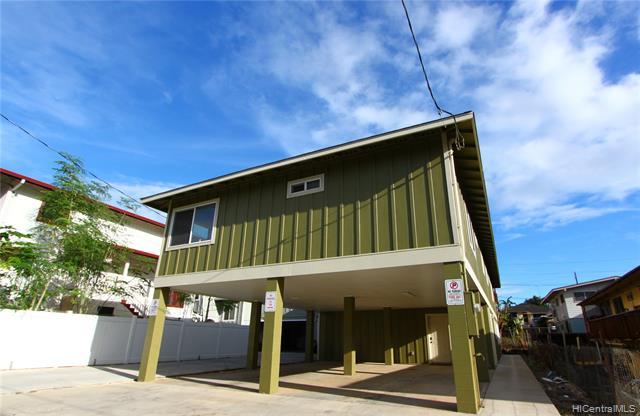 1525 Amelia Street Unit A, Honolulu HI 96819