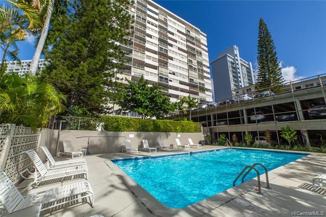 1441 Victoria Street Unit 802, Honolulu HI 96822