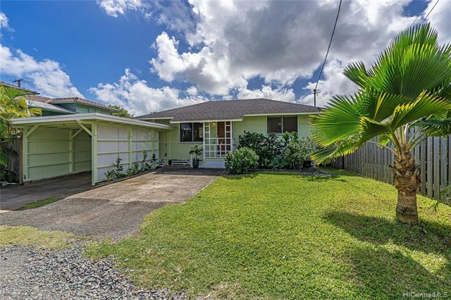 661A Kihapai Street Unit A, Kailua HI 96734