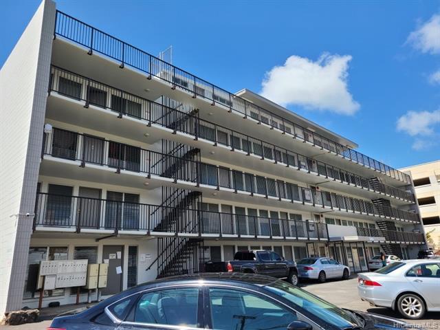 2501 Coyne Street Unit 402, Honolulu HI 96826