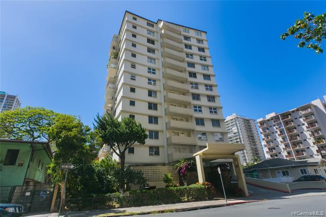 222 Liliuokalani Avenue Unit 1203, Honolulu HI 96815