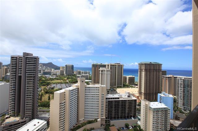 411 Hobron Lane Unit 3709, Honolulu HI 96815