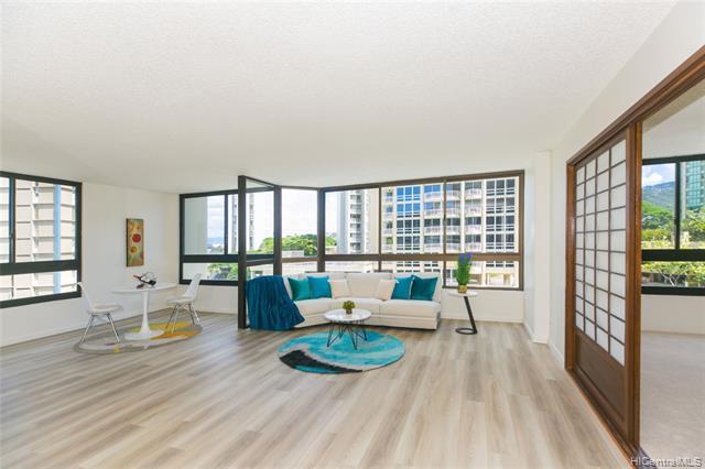 55 S Judd Street Unit 907, Honolulu HI 96817