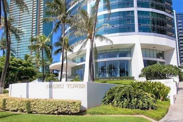 1330 Ala Moana Boulevard Unit 704, Honolulu HI 96814