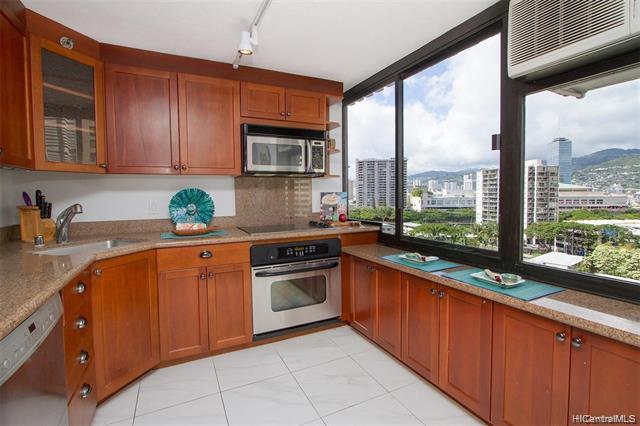 343 Hobron Lane Unit 1102, Honolulu HI 96815