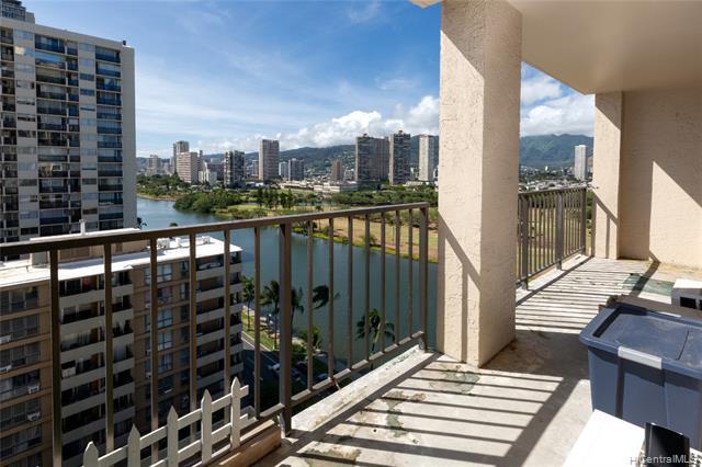 2345 Ala Wai Boulevard Unit 1614, Honolulu HI 96815