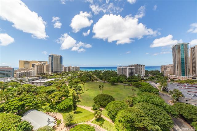 2045 Kalakaua Avenue Unit 1506, Honolulu HI 96815