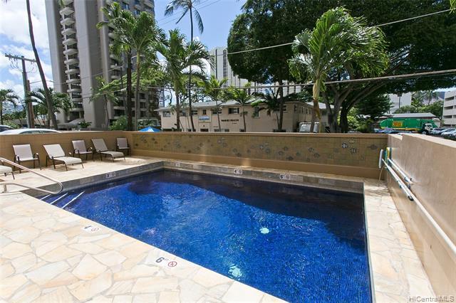 250 Ohua Avenue Unit 3D, Honolulu HI 96815
