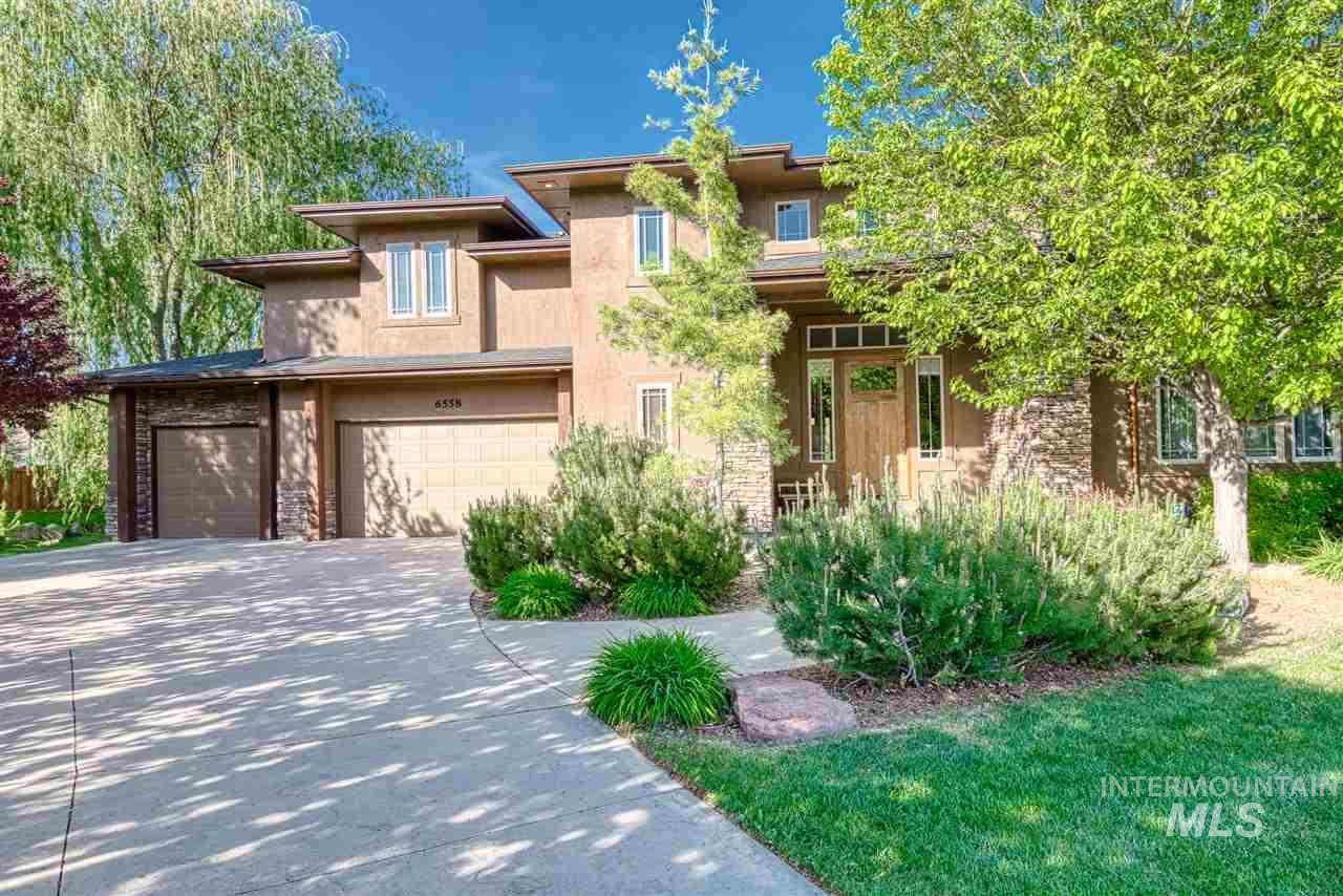6558 E Escarpment Court, Boise ID 83716