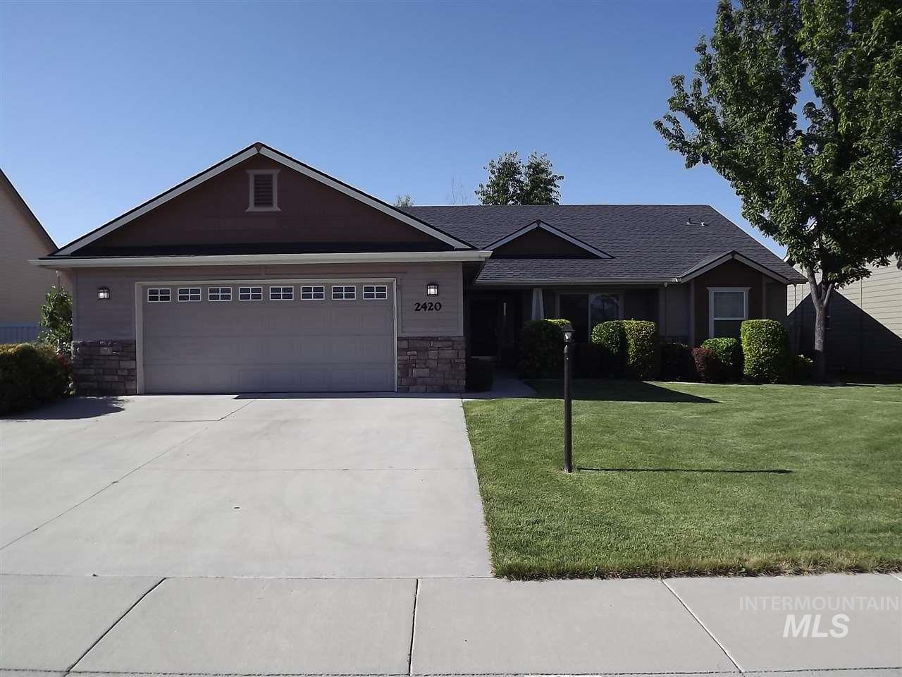 2420 W Lincoln Ave., Nampa ID 83686