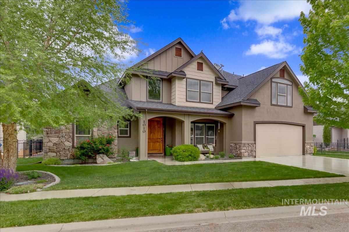 1010 E Rubicon Drive, Boise ID 83616
