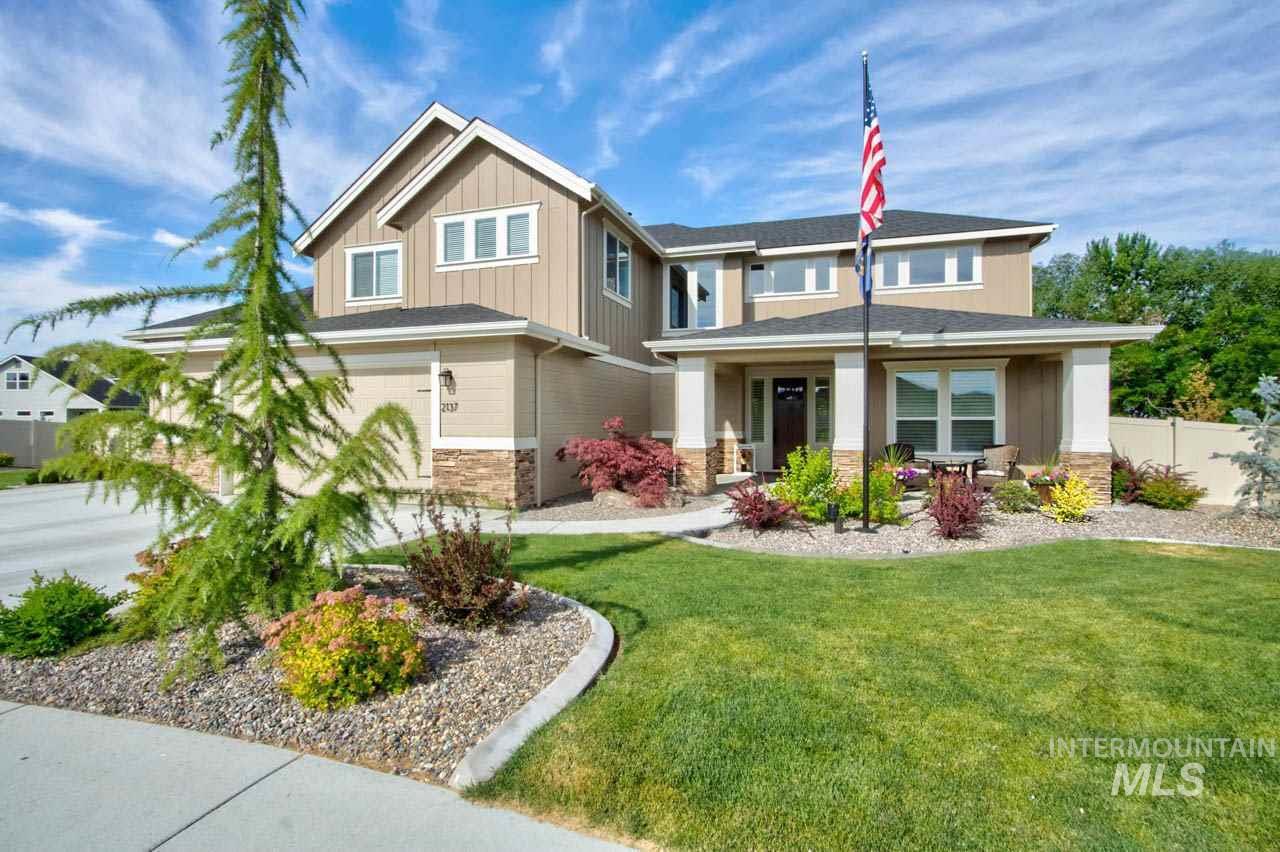 2137 N Luge Ave, Eagle ID 83616