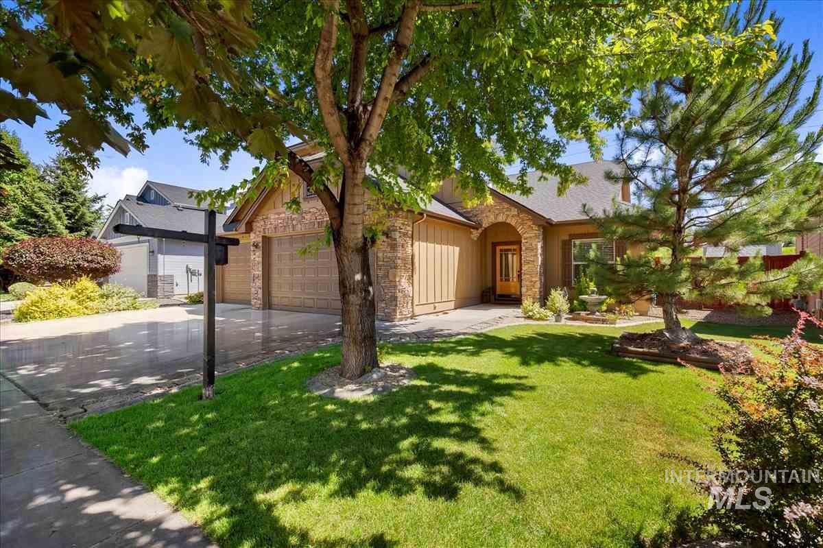 629 E Painted Hills Drive, Meridian ID 83646