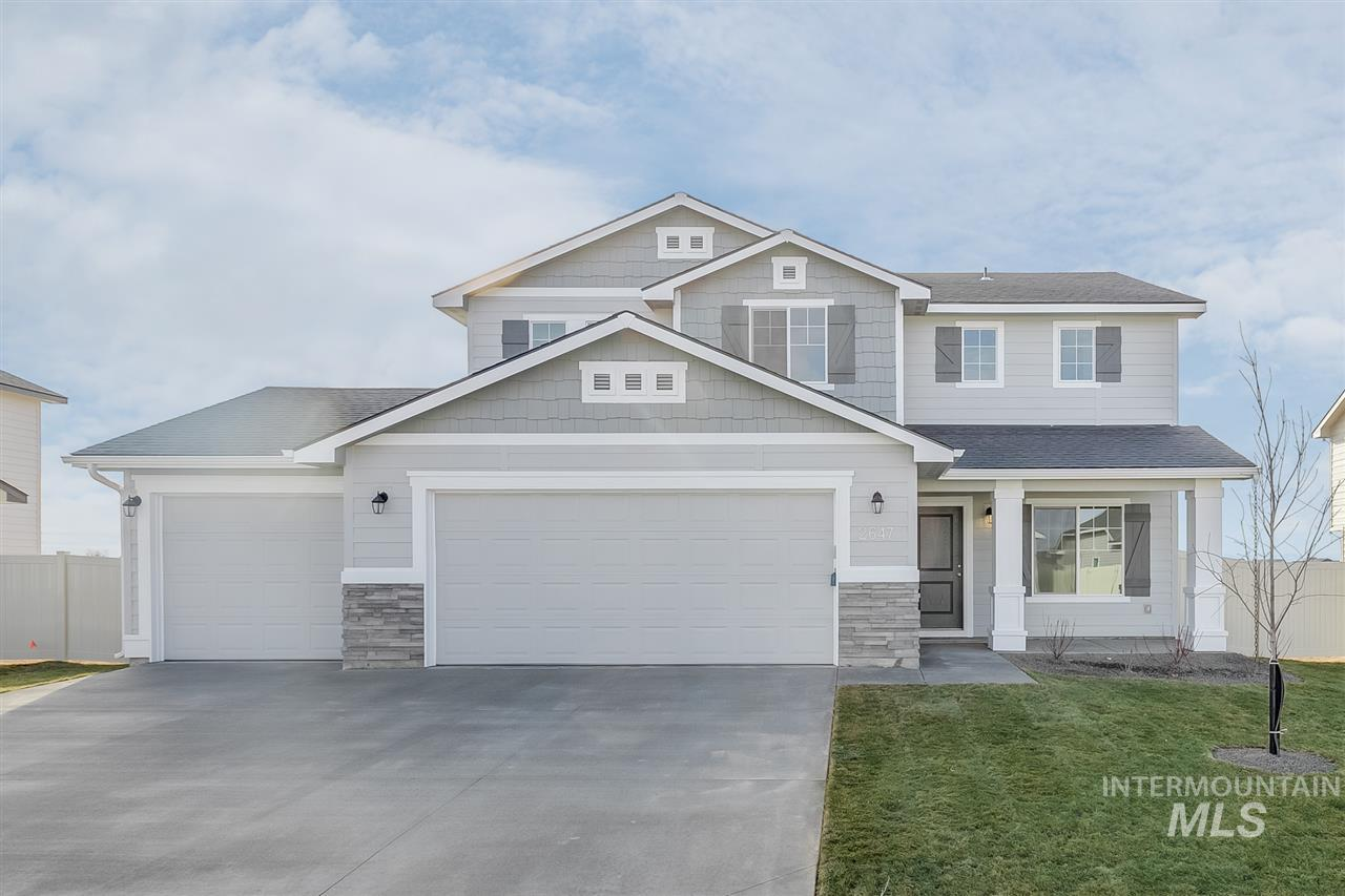 2647 W Pear Apple St, Kuna ID 83634