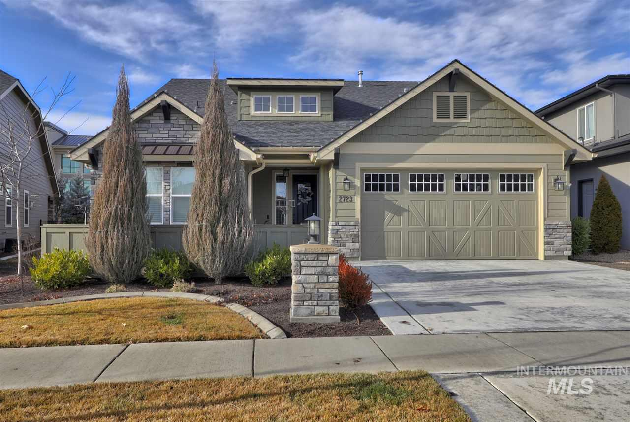 2723 S Creek Pointe Lane, Eagle ID 83616
