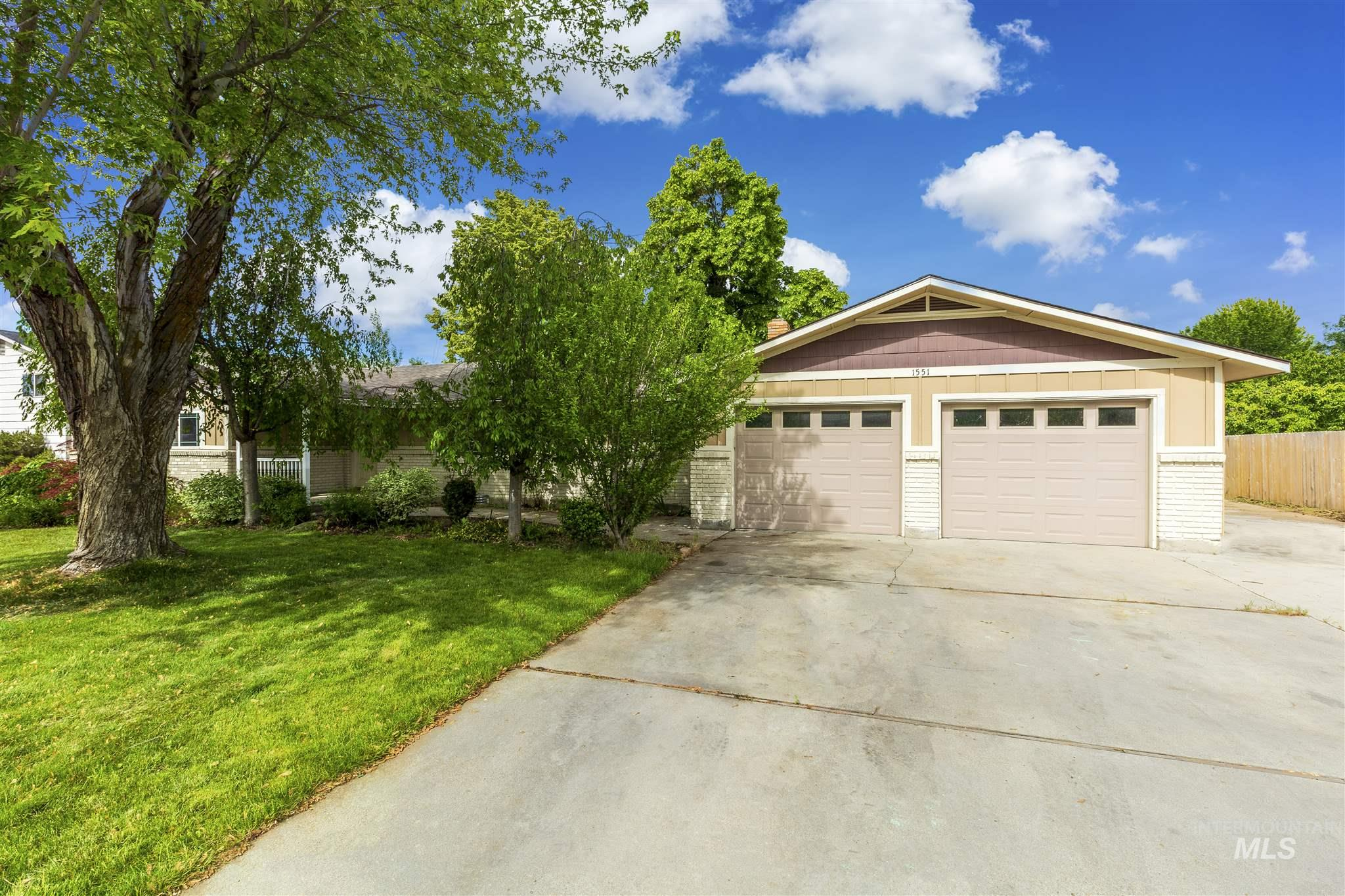 1551 S Cotterell, Boise ID 83709