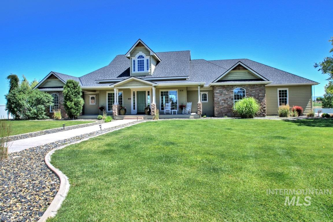 414 E Shafer View Dr, Meridian ID 83642