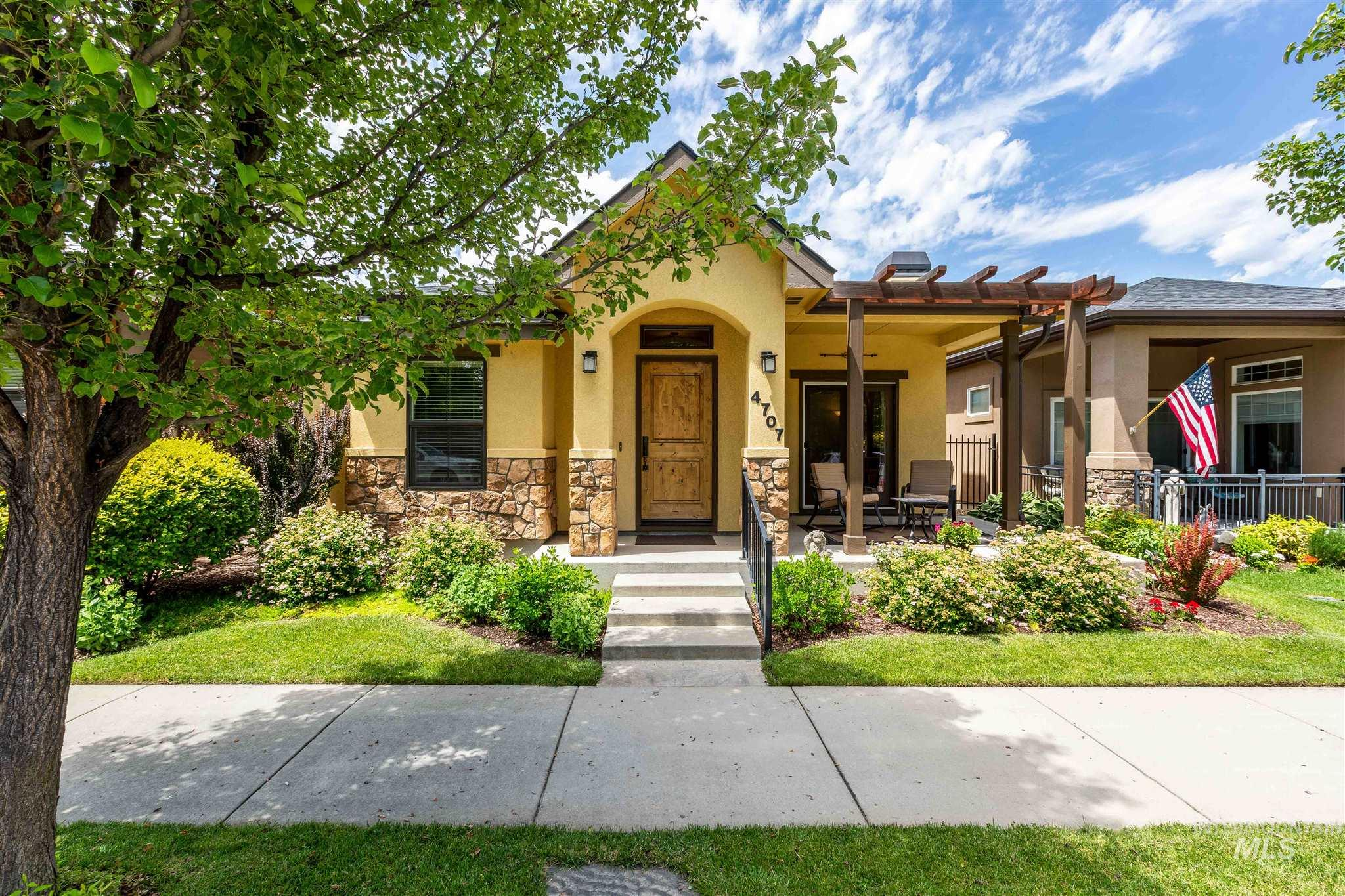 4707 S Wakes Place, Boise ID 83709